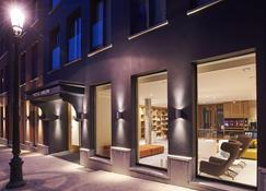 9hotel Sablon - Brüssel - Gebäude