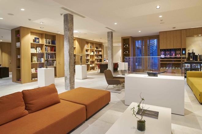 9hotel Sablon - Brussels - Lobby