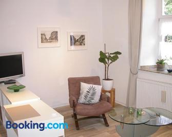 Haus Bergstrasse - Штольберг - Living room