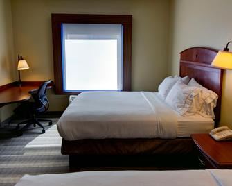 Holiday Inn Express & Suites Sioux City - Southern Hills - Sioux City - Slaapkamer