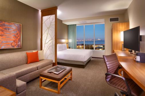 Hyatt Place Emeryville/San Francisco Bay Area - Emeryville - Schlafzimmer