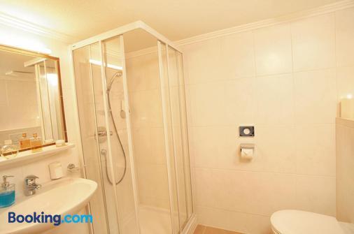 Aliona Apart - Sölden - Bathroom