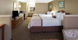 Hawthorn Suites by Wyndham Napa Valley - נאפה - חדר שינה
