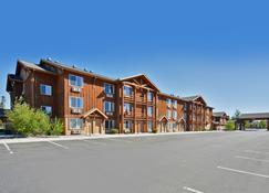 Kelly Inn West Yellowstone - West Yellowstone - Gebäude