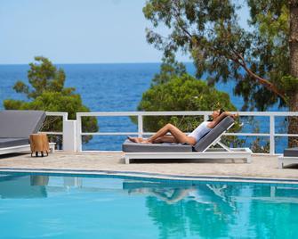 Akra Morea Hotel & Residences - Monemvasia - Pool