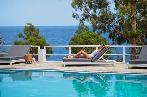 Akra Morea Hotel & Residences - Monemvasia - Bể bơi