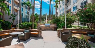 Residence Inn by Marriott Tampa Downtown - טמפה - פטיו