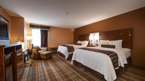 Best Western Plus Gen X Inn - Memphis - Makuuhuone