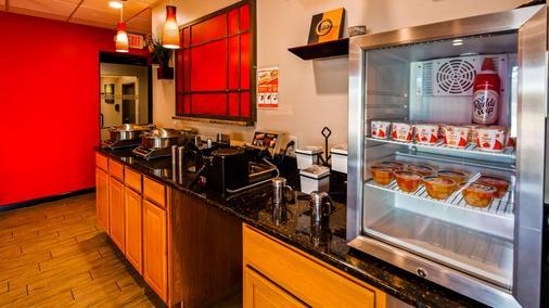 Best Western Plus Gen X Inn - Memphis - Buffet