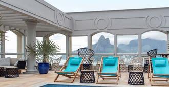 Sofitel Rio de Janeiro Ipanema - Rio de Janeiro - Bể bơi