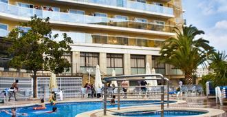Hotel Esplai - Calella - Piscina