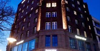 Generator Hamburg - Hamburgo - Edificio