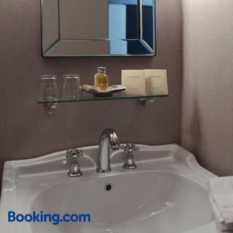 德拉特爾伊酒店 - 里耳 - 里爾 - 浴室