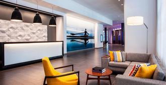 Le Méridien Boston Cambridge - Cambridge - Living room