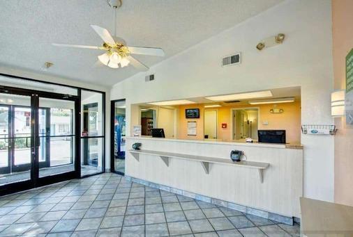Knights Inn Burlington Nc - Burlington - Front desk