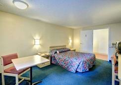 Knights Inn Burlington Nc - Burlington - Bedroom