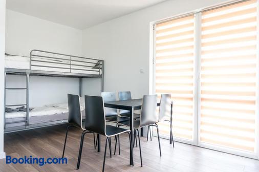 Hostel 66 - Krosno - Dining room