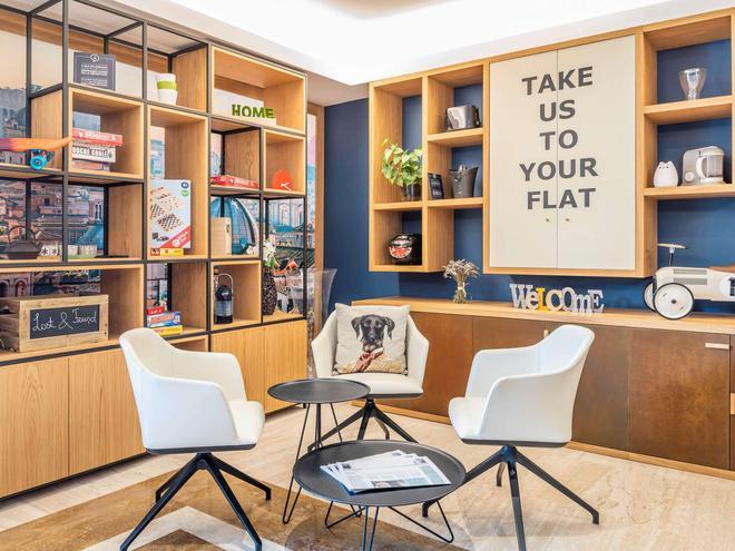 羅馬梵蒂岡慢板公寓式酒店 - 羅馬 - 羅馬 - 休閒室