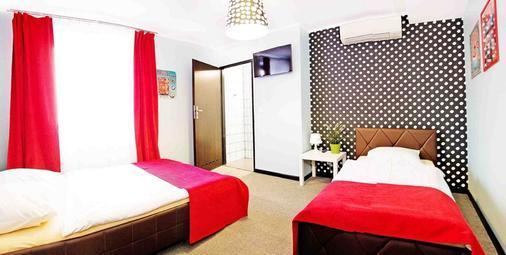 Boogie Hostel - Wroclaw - Bedroom