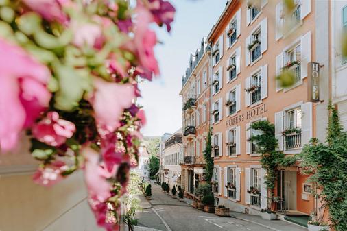 德皇中央酒店 - 巴登巴登 - 巴登-巴登 - 室外景