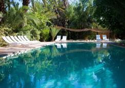 傑娜塔薩酒店 - 馬拉喀什 - 游泳池