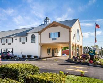 Quality Inn & Suites - South Portland - Gebäude