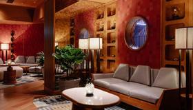 Eaton Hk - Hong Kong - Living room