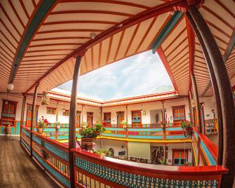 Hotel Jardin Antioquia - Jardin - Балкон
