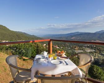 Best Western Hotel San Damianu - Sartène - Balkón