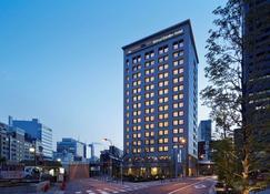 Mitsui Garden Hotel Osaka Premier - Osaka - Gebouw