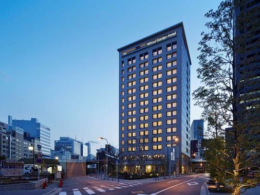 Mitsui Garden Hotel Osaka Premier - Осака - Здание