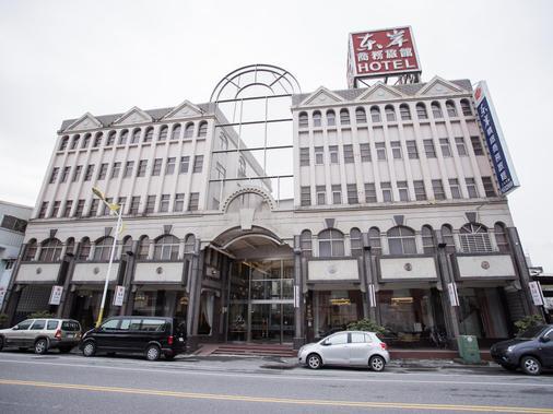East Coast Hotel - Hualien City - Κτίριο