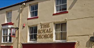 The Royal George - Saltburn-by-the-Sea - Building
