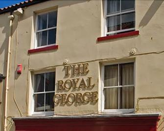 The Royal George - Saltburn-by-the-Sea - Gebouw