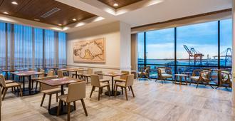Holiday Inn Express Cartagena Manga - Cartagena - Restaurang