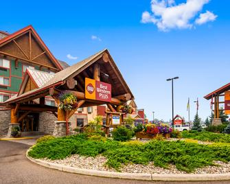Best Western Plus Fernie Mountain Lodge - Fernie - Building