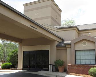 Econo Lodge - Albany - Κτίριο