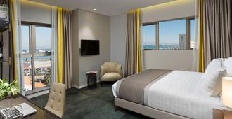 Golden Crown Haifa - Haifa - Phòng ngủ