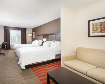 Holiday Inn Express & Suites Glasgow - Glasgow - Bedroom