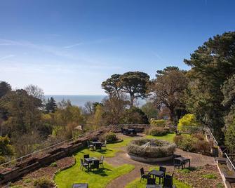 Cliffden Hotel - Teignmouth - Venkovní prostory