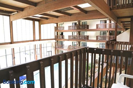 Hotel 1620 Plymouth Harbor - Plymouth - Balkon