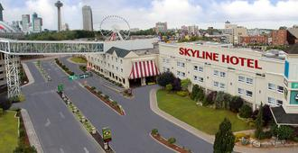 Skyline Hotel & Waterpark - ניאגרה פולס - נוף חיצוני