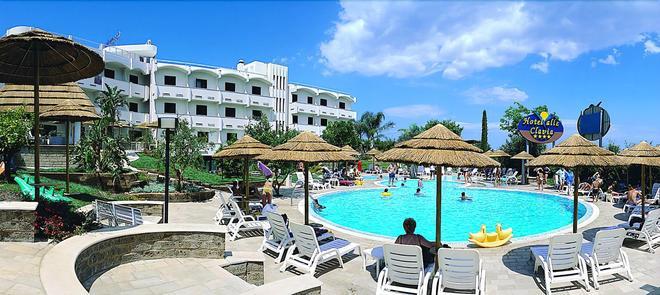 Park Hotel Valle Clavia - Peschici - Uima-allas