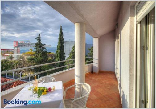 Guest Accomodation Tamaris - Zadar - Balcony