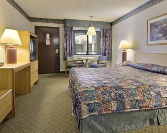 Travelodge Commerce Los Angeles area - Commerce - Schlafzimmer