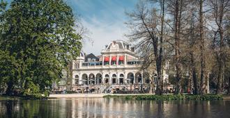 Citizenm Hotel Amsterdam South - Amsterdam - Außenansicht
