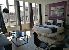 Hotel Residence City Loft - Dijon - Slaapkamer