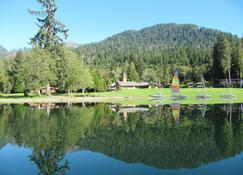 Rain Forest Resort Village - Quinault - Outdoor view