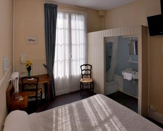 Hotel Abacus - Royan - Bedroom