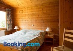 Werrapark Resort Ferienhausanlage Am Sommerberg - Массерберг - Спальня
